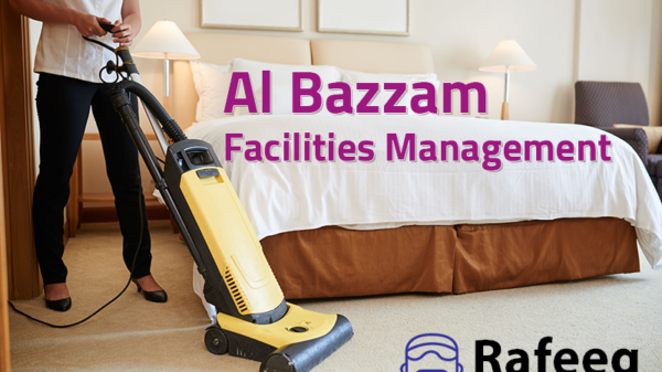 Al Bazzam Facility Management Review Cleaning