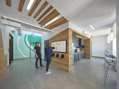 Net Zero Energy office