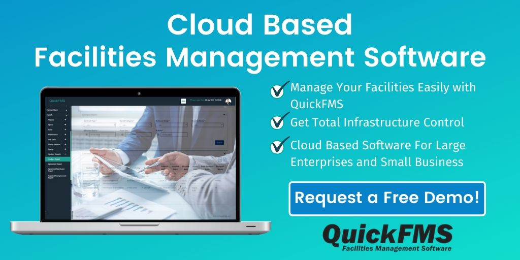 Facility management software features