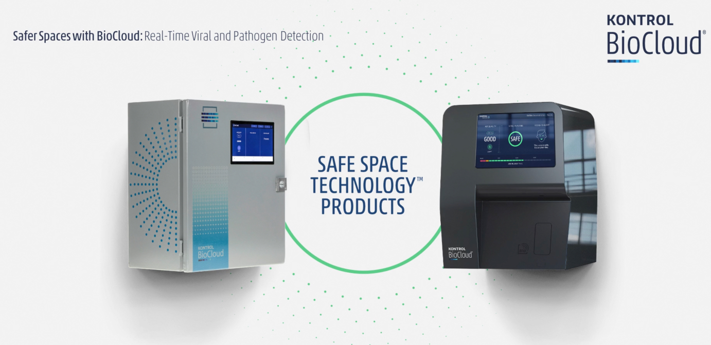 air quality viral detection technology