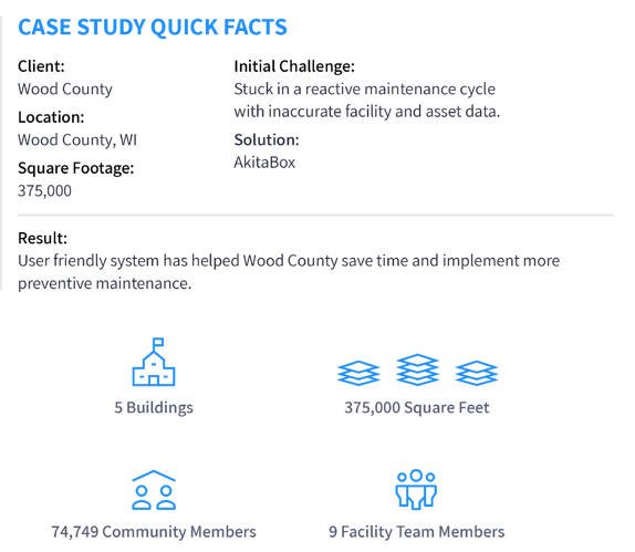 Wood County Case Study Blog_Quick Facts